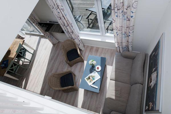 Schiff  - Wohnzimmer