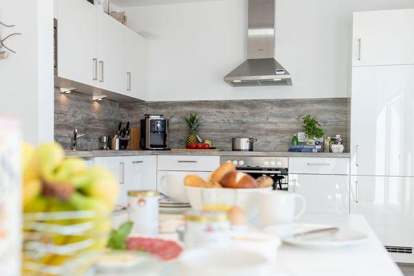 Drachenfisch  - Küche / Küchenzeile