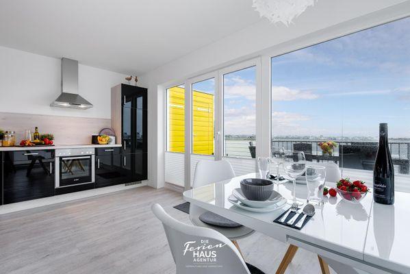 Ostsee Anker  - Küche / Küchenzeile