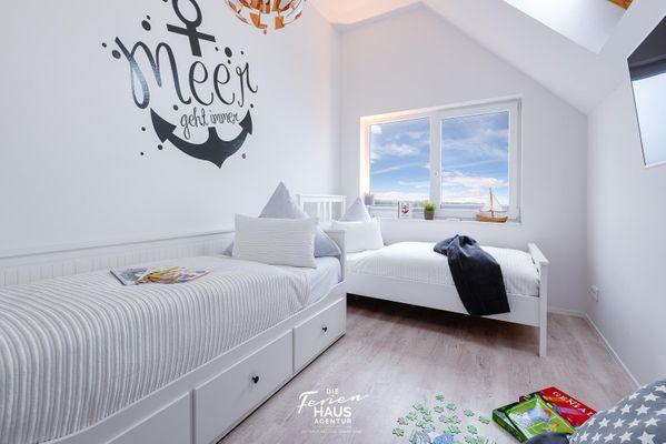Ostsee Anker  - Schlafzimmer