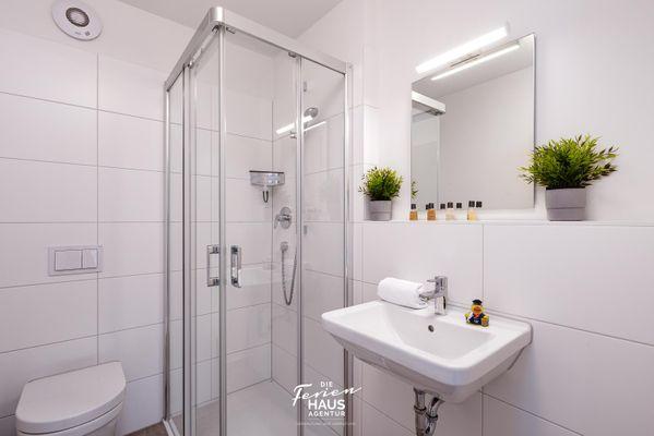 Ostsee Anker  - Badezimmer