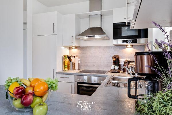 Inselperle  - Küche / Küchenzeile