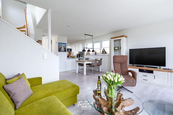 Inselperle  - Wohnzimmer