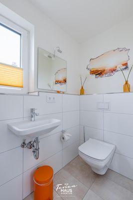 Inselperle  - Gäste-WC