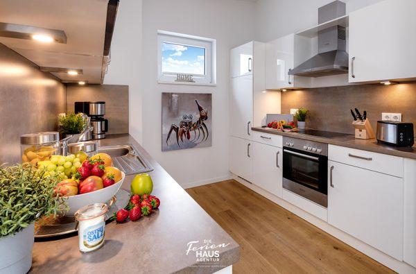 Sea View 27 - Penthouse  - Küche / Küchenzeile