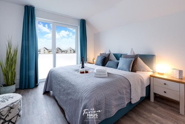 La Mer  - Schlafzimmer