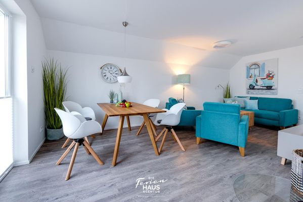 La Mer  - Wohnzimmer
