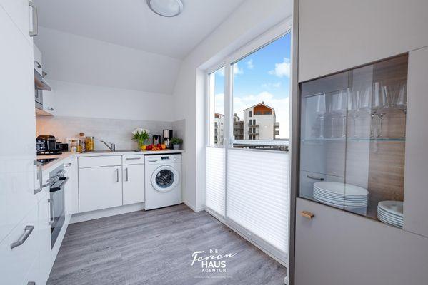 La Mer  - Küche / Küchenzeile