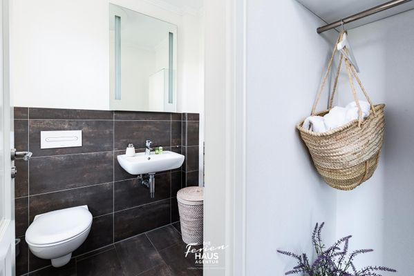 Sliminde  - Gäste-WC