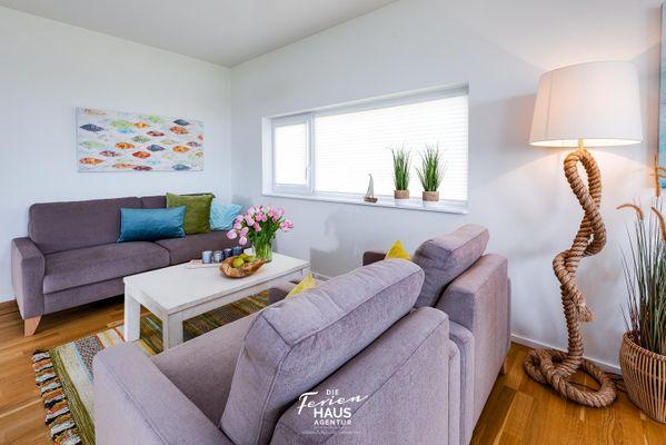 Frische Brise - Wohnzimmer