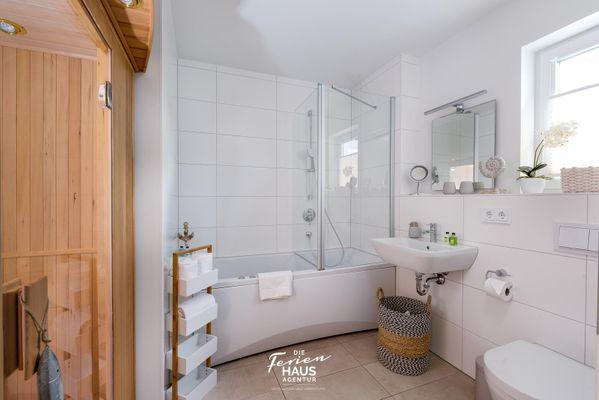 Frische Brise - Badezimmer