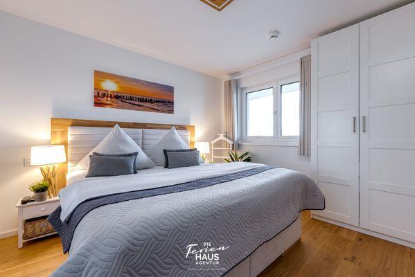 Küstenwind  - Schlafzimmer