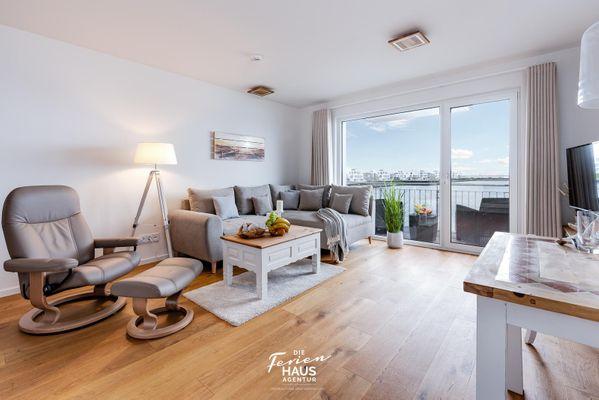 Küstenwind  - Wohnzimmer