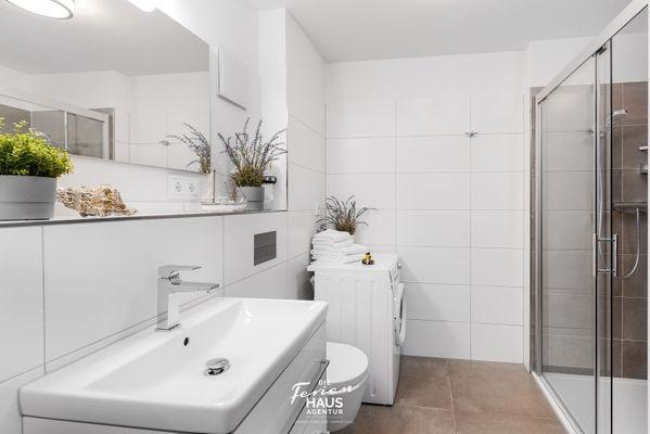 Küstenwind  - Badezimmer