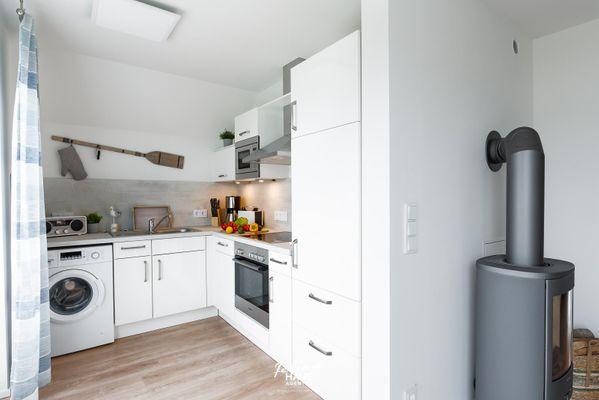Räuberhöhle  - Küche / Küchenzeile
