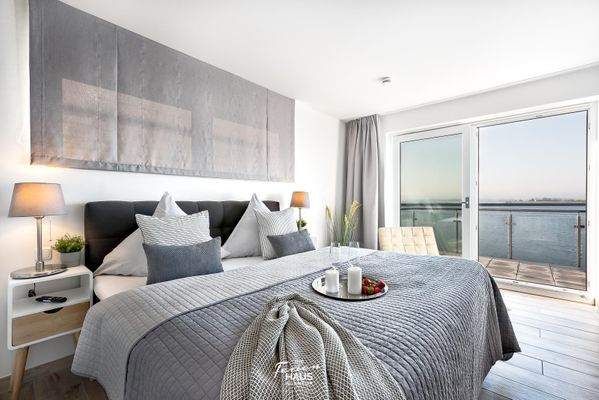 Sea 65  - Schlafzimmer