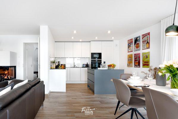 Sea 65  - Küche / Küchenzeile