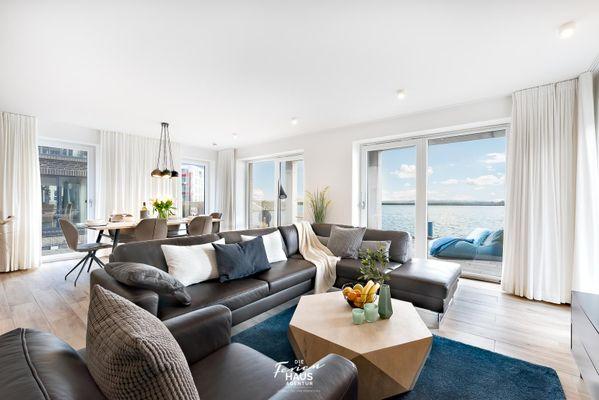 Sea 65  - Wohnzimmer
