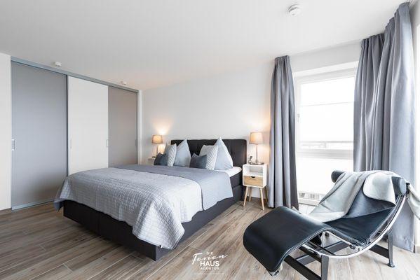 Sky 65  - Schlafzimmer