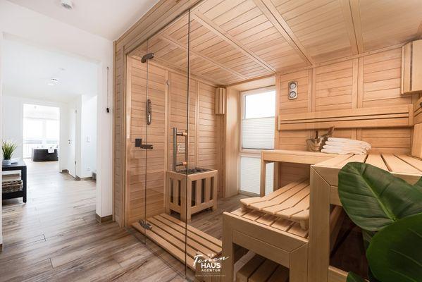 Sky 65  - Sauna