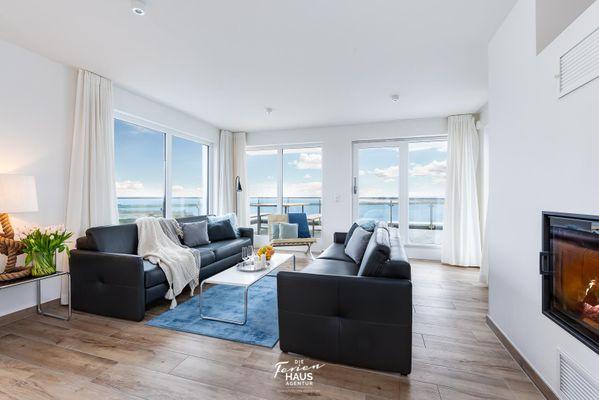 Sky 65  - Wohnzimmer