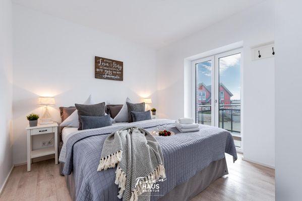 Steuerbord auf der Ostsee  - Schlafzimmer