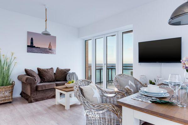 Steuerbord auf der Ostsee  - Wohnzimmer
