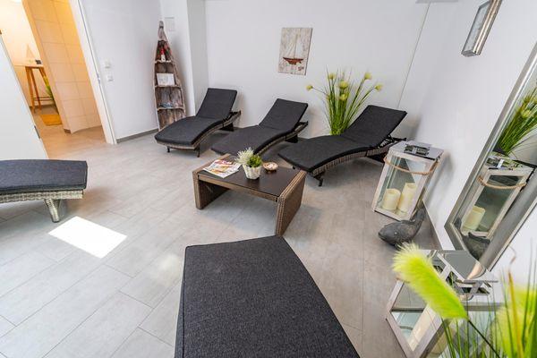 Steuerbord auf der Ostsee  - Wellness
