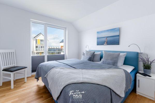 Nordkap  - Schlafzimmer