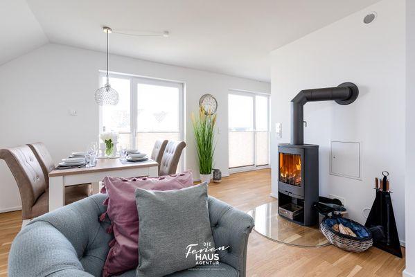 Nordkap  - Wohnzimmer