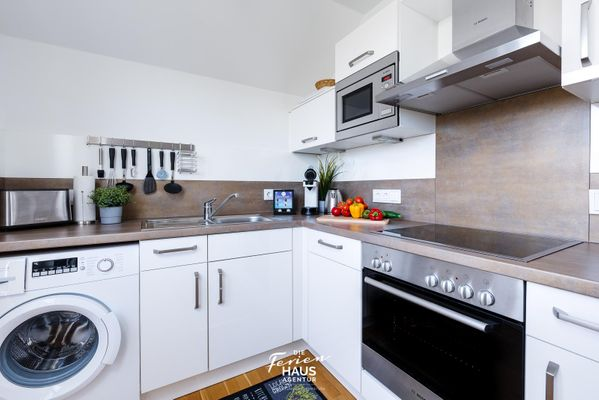 Nordkap  - Küche / Küchenzeile