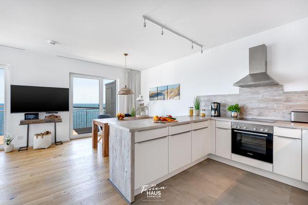 Seewind - Küche / Küchenzeile