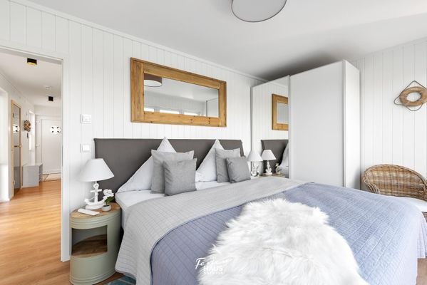An Bord 2  - Schlafzimmer