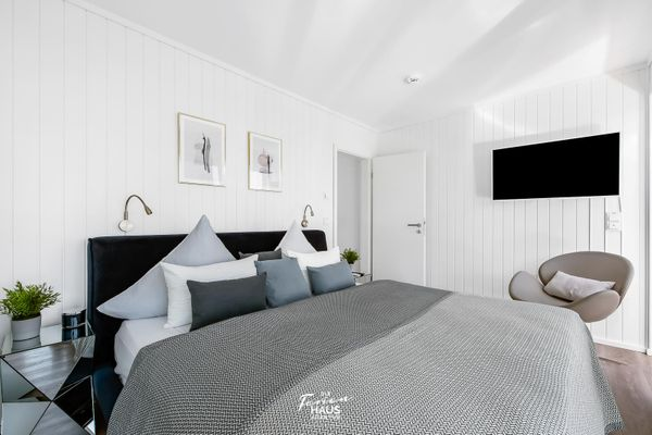 Beluga - Schlafzimmer
