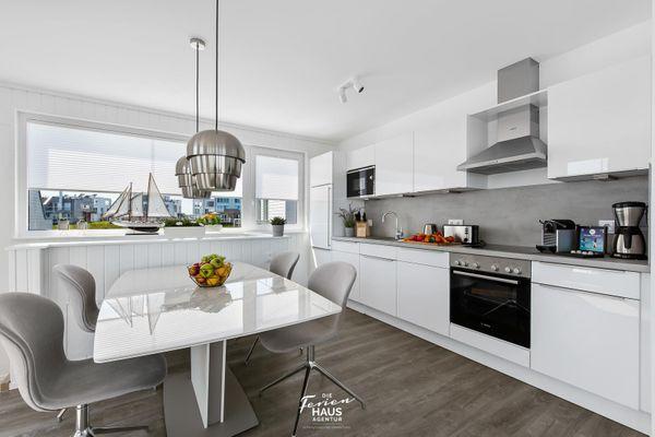 Beluga - Küche / Küchenzeile