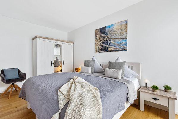 DEIN Ostseeblick  - Schlafzimmer