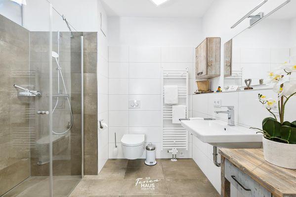 DEIN Ostseeblick  - Badezimmer