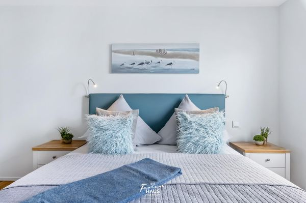 Küstenkind  - Schlafzimmer