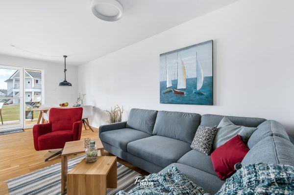 Küstenkind  - Wohnzimmer