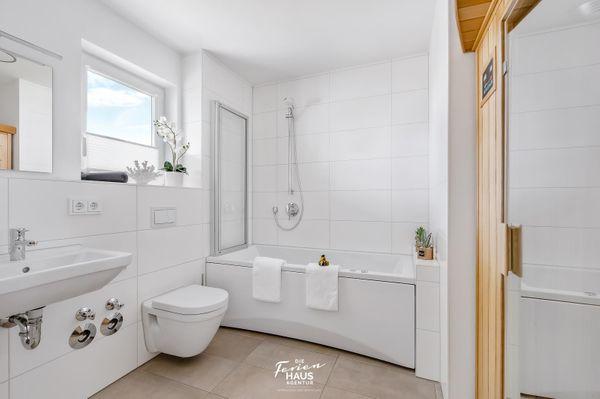 Küstenkind  - Badezimmer