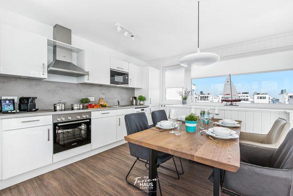La Marina  - Küche / Küchenzeile