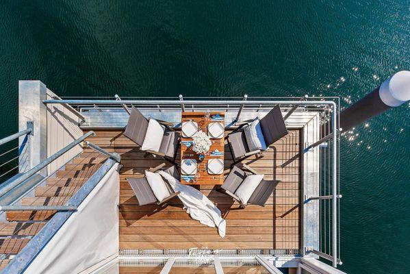 Navia  - Terrasse