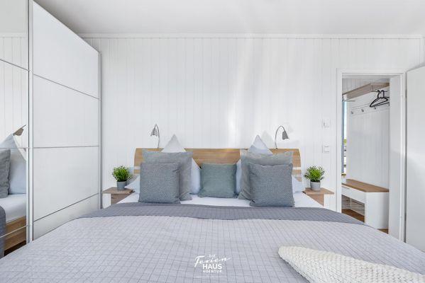 Stockholm  - Schlafzimmer