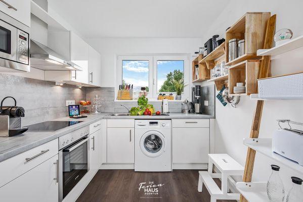 Strandräuber - Küche / Küchenzeile