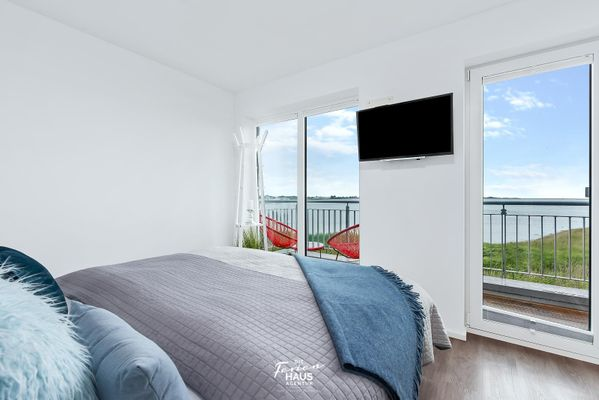 Strandräuber - Schlafzimmer