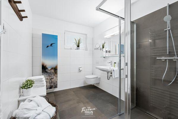 Hafenbrise  - Badezimmer