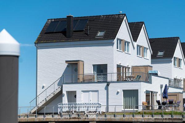 Fjordblick  - Fassade / Eingang