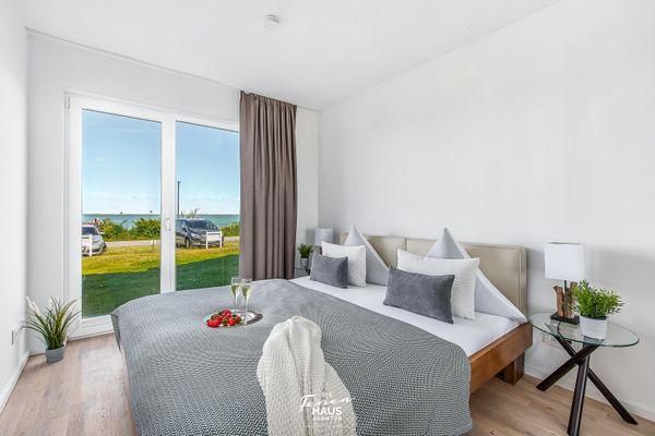 Fjordblick  - Schlafzimmer
