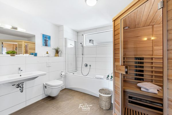 Fjordblick  - Badezimmer