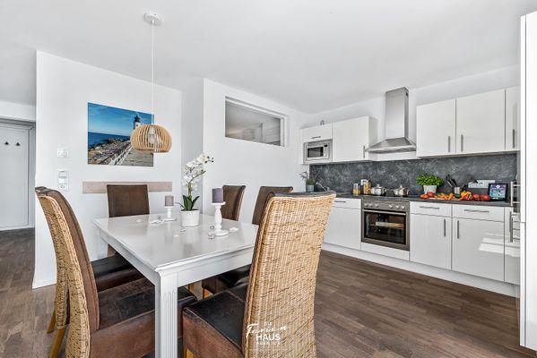 Fjordblick  - Küche / Küchenzeile